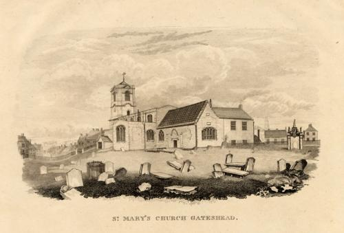 St Marys Gateshead 1825-35