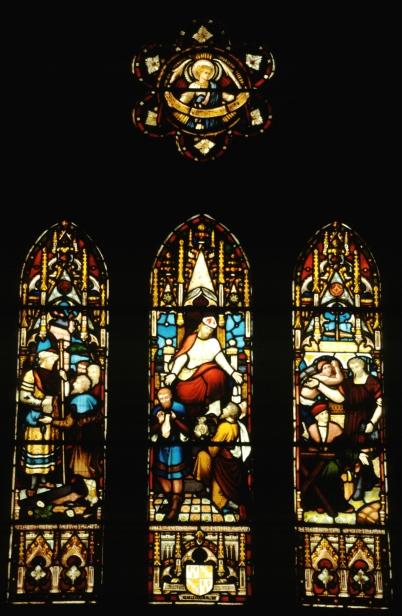 Seaham Christ Church 5 Talents 1885 copy