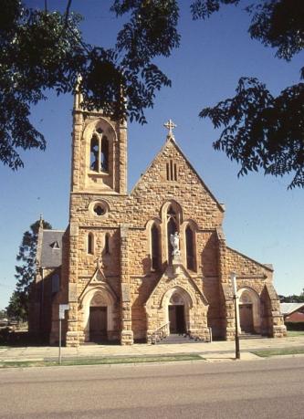 wagga wagga st michaels cathedral 1999